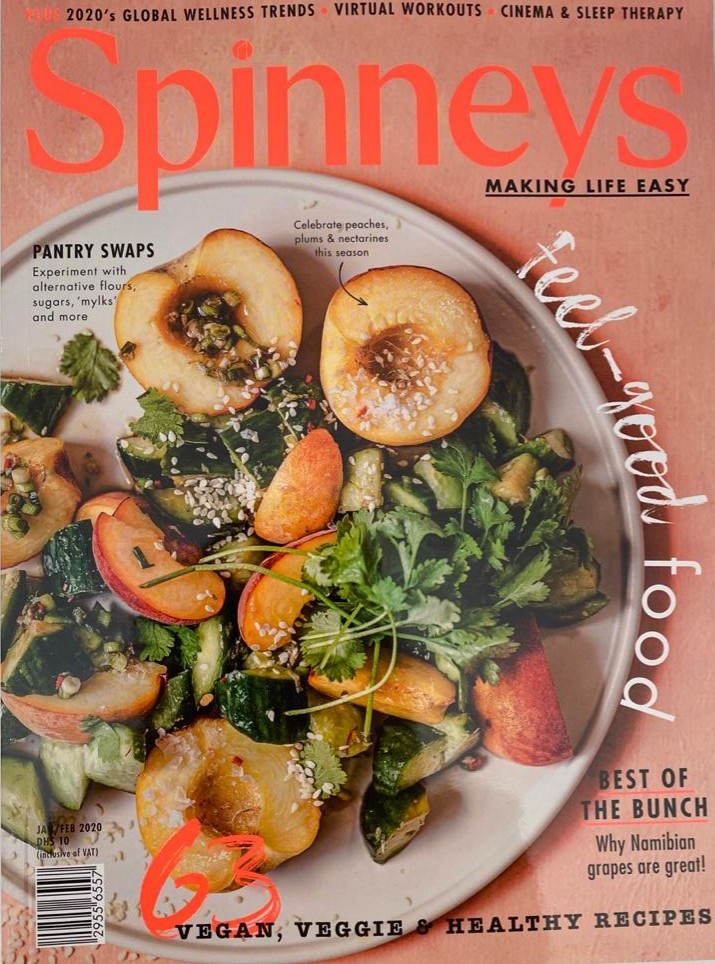 Spinneys Consumer Magazine